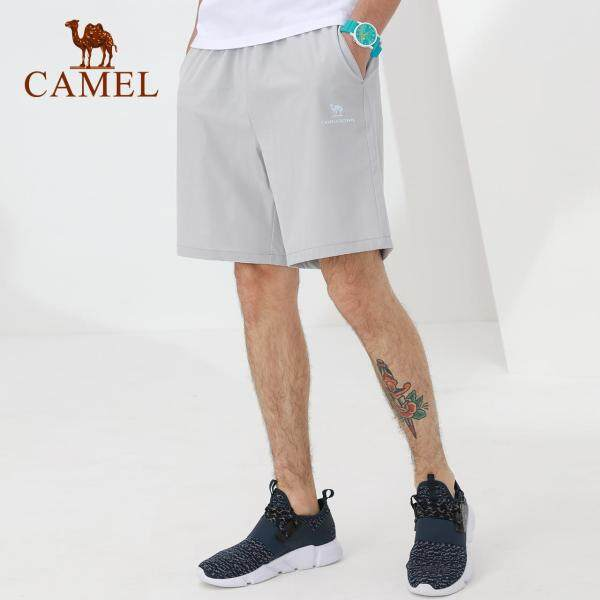 Camel mens woven sports shorts lightweight quick-dry shorts(1 PCS) Z9S2T0637-1