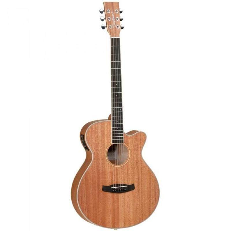 Tanglewood TWU SFCE, Super Folk Cutaway, Solid Mahogany Top Acoustic Guitar with EQ Malaysia