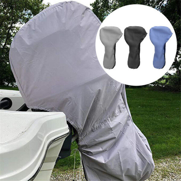 Boat Outboard Motor Full Cover / Carry Bag For Engines UP-5Hp Anti-water