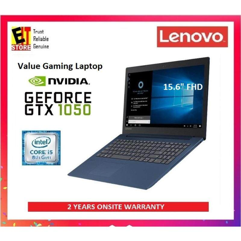 LENOVO IDEAPAD 330-15ICH 81FK0056MJ Gaming Laptop - BLUE (I5-8300H/4GB/1TB/4GB GTX1050/15.6/W10/2YRS) Malaysia
