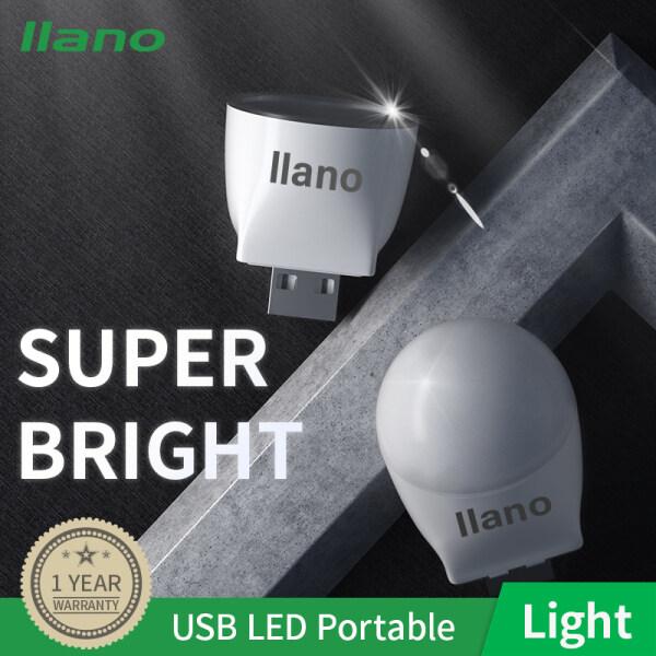 Đèn Bóng Đèn USB Cầm Tay Màu Trắng Llano Đèn LED Tiết Kiệm Năng Lượng Máy Tính Xách Tay 15W