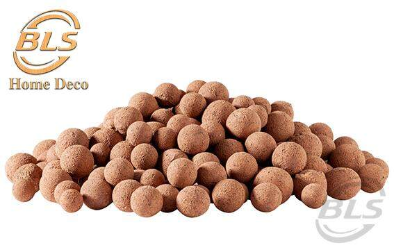 (8-16MM) Clay Pebbles (Leca) For Hydroponic & Aquaponic - 20 Liter Pack ( +- 8 Kg )