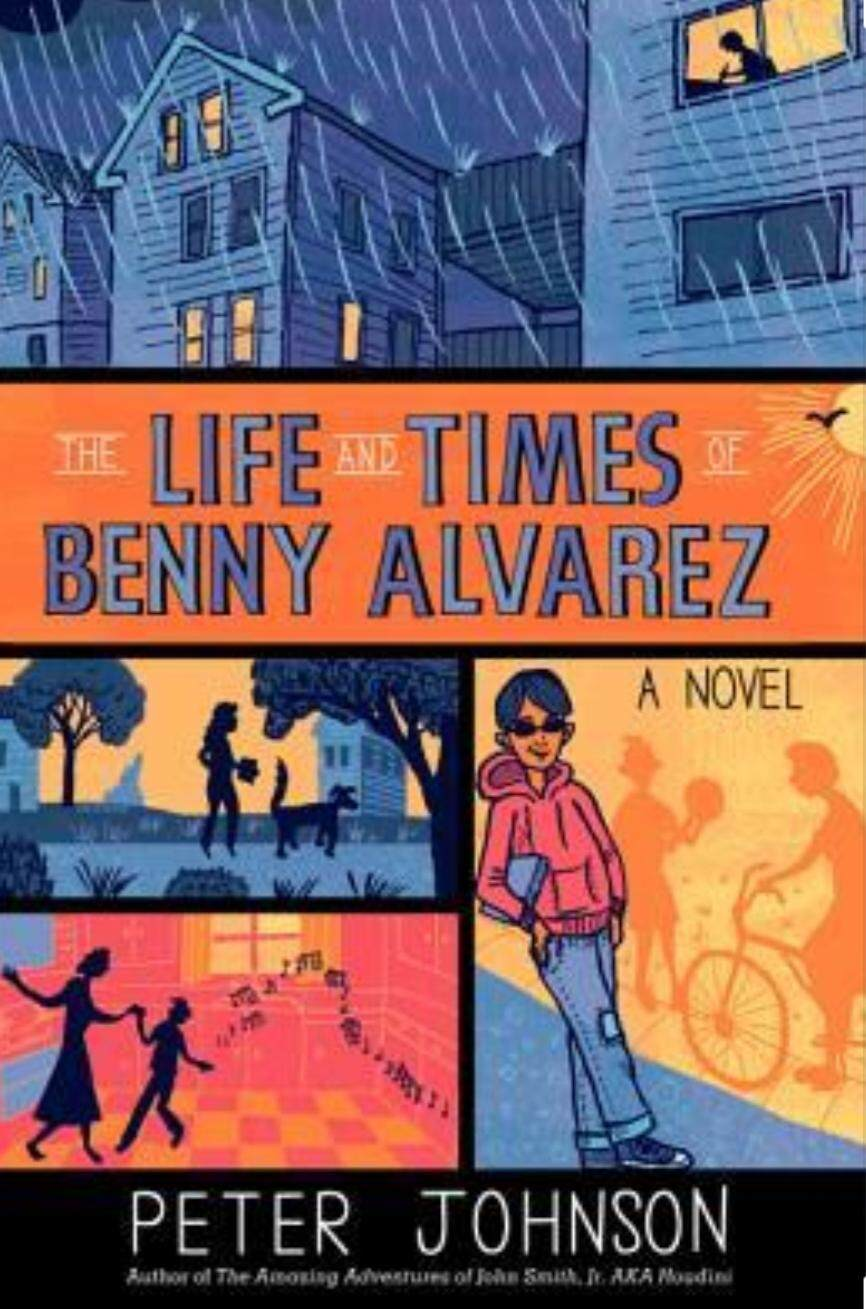 THE LIFE AND TIMES OF BENNY ALVAREZ Peter Johnson (Hard Cover)