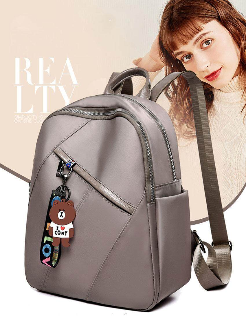 Unique2017 Newest High Quality Korean Style Oxford Cloth Travel Backpack Handbags Large-capacity Casual Waterproof Women Fashion Ladies Female Leisure Shoulder Bag