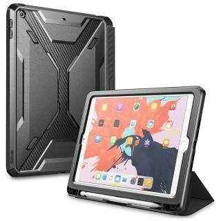 Đối với iPad 9.7 2018 2017 (A1822, A1823, A1893, A1954) Ốp lưng SUPCASE với Bảo vệ màn hình & Chân đế [Sê-ri] Ốp lưng Folio Trifold mỏng nhẹ với chế độ ngủ tự động đánh thức thumbnail