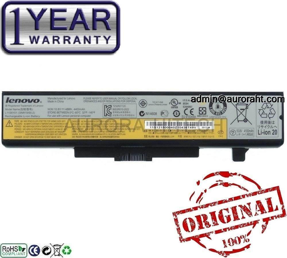 IBM Lenovo IdeaPad B480 B485 B580 B585 G480 2184-22U 2814 G485 G580 2819 2689-3DU G585 Y480 Y480N Y485 Y485N Y480P Y580 Y580N Y485P Z380 Z380 212933U Z380 212934U Z380 212935U Z380 Laptop Notebook Battery Malaysia