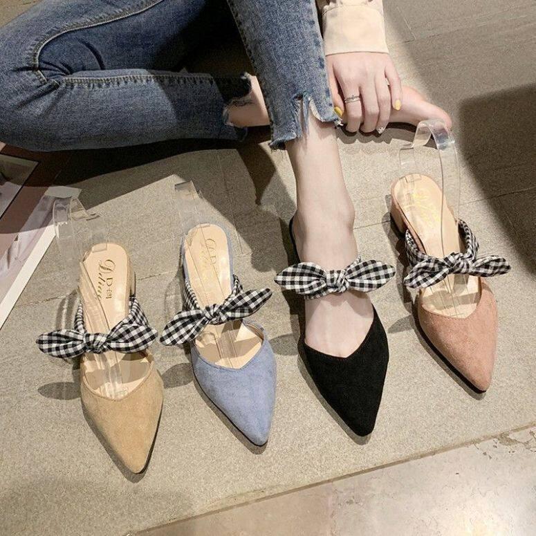 Vintage Mary Janes Giày Cao Gót Nữ Giày Nữ Giày Nữ Giày Đi Học Giày Búp Bê Cho Nữ Giày Đế Bằng Ba Lê Cho Nữ Giảm Giá 090139 giá rẻ