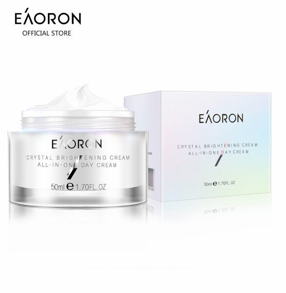 Buy EAORON Crystal Brightening Cream All-In-One Day Cream 50ml  | Whitening | Moisturizing Singapore