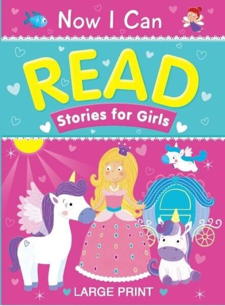 Now I Can Read Stories For Girls: ISBN:9780709727927: By Brown Watson Malaysia