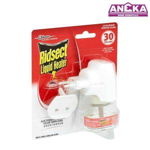 Ridsect Liquid Heater Cordless 22ml