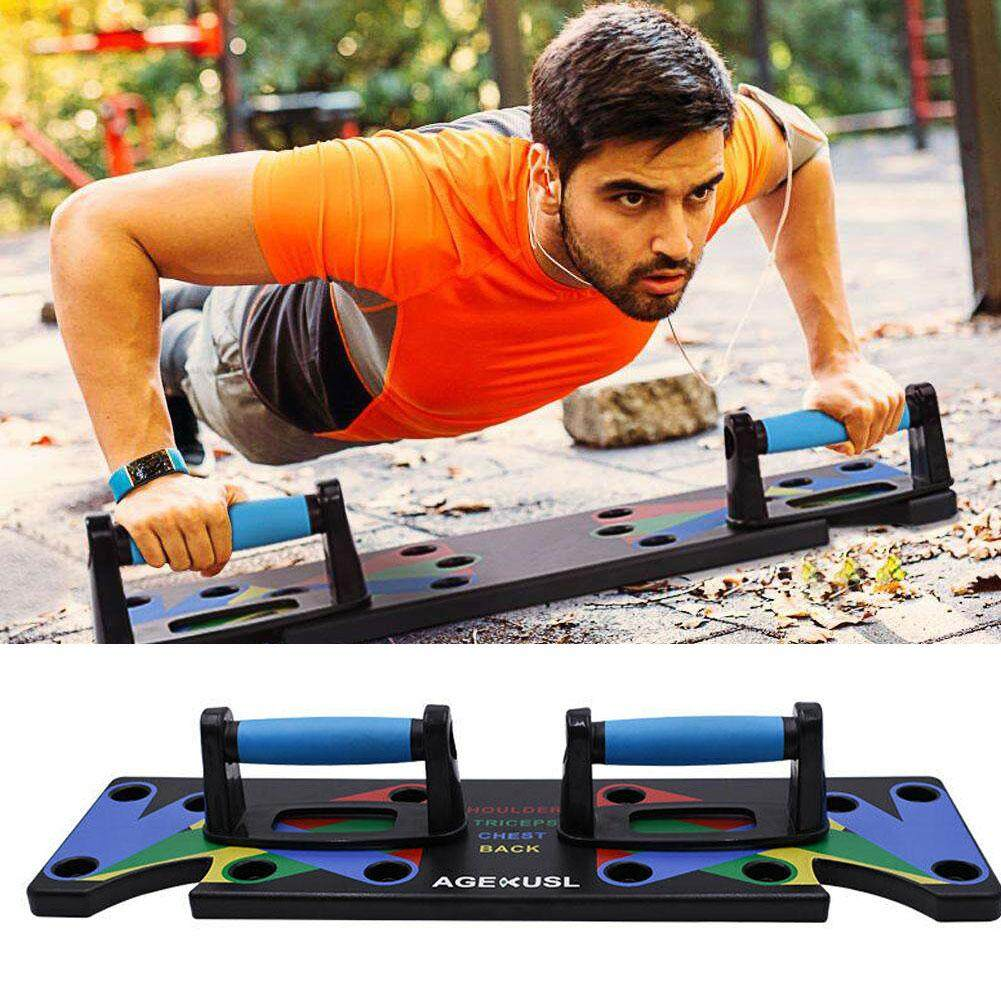 eb86720e5ed40 Selangor. Push Up Rack Board Comprehensive Fitness Exercise Workout Push-up  Stands