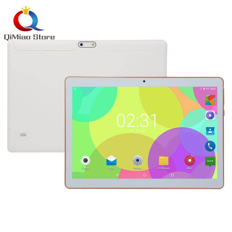 Tablet 10 1 inch Android 8 1 Bluetooth PC 8 + 128G 2 SIM GPS Tablet PC
