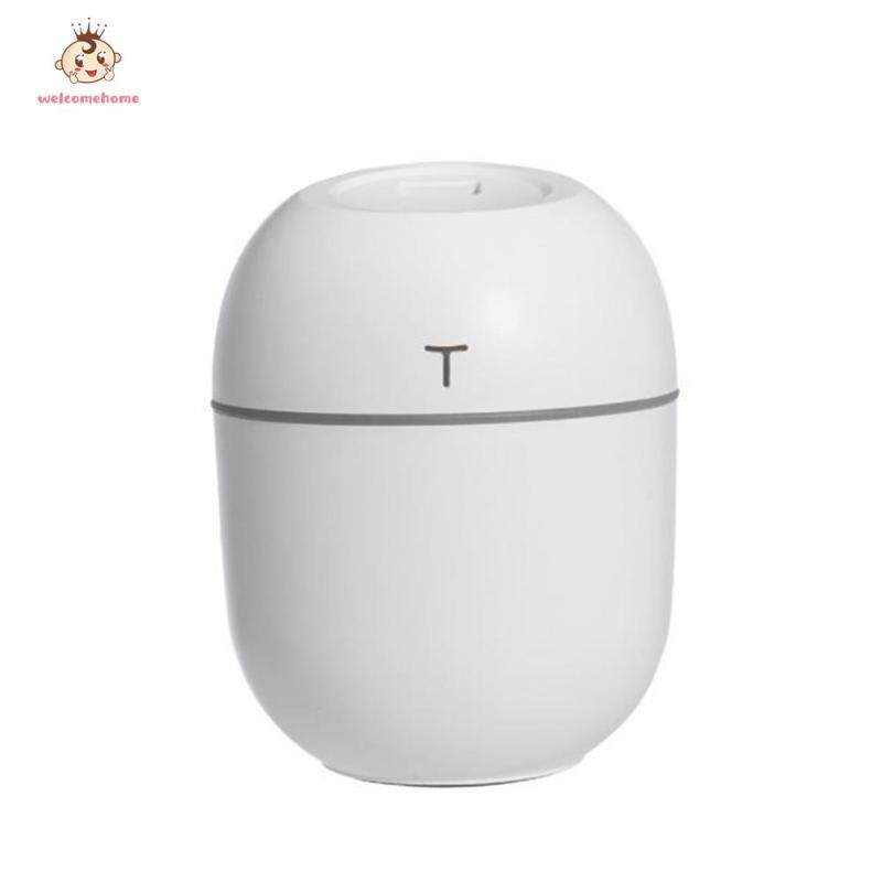 Portable Ultrasonic Air Humidifier Aroma Essential Oil Diffuser USB Mist Maker Home Appliances Singapore