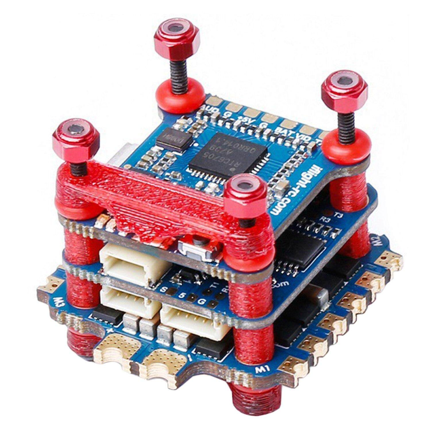 Iflight Succex V2 Mini F4 Flight Controller With Succex Blheli-32-Bit 35A 2-6S 4 In 1 Esc Fpv Flight Tower System For Fpv Rc Kit