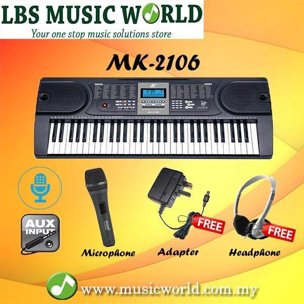 BSL MK-2106 Mini Key Portable Keyboard Organ Electronic Piano