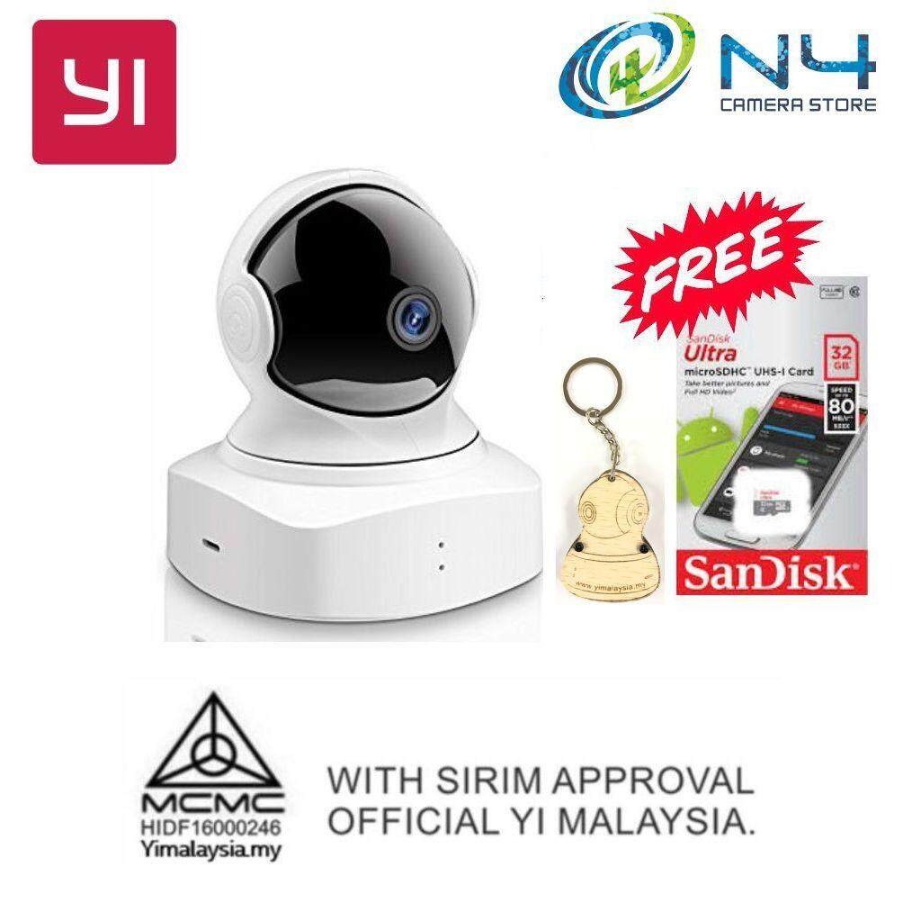 Buy YI Cameras at Best Price In Malaysia | Lazada