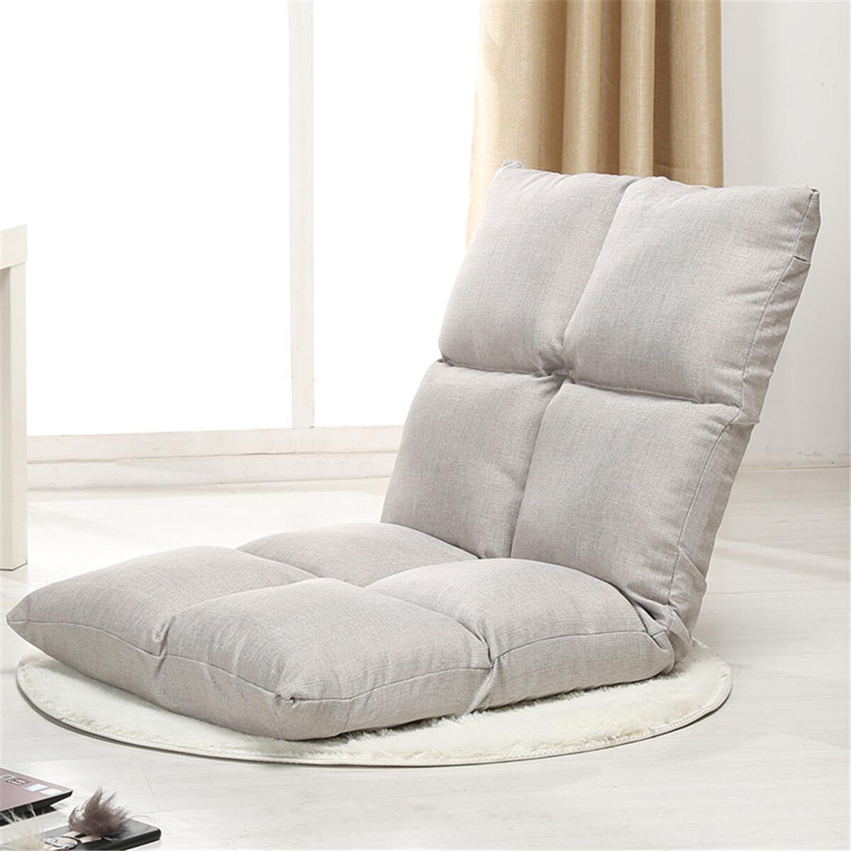 Color : 3# Foldable Lazy Sofa Single Small Sofa Floor Sofa Recliner Bed Backrest Chair Lazy Floor Sofa