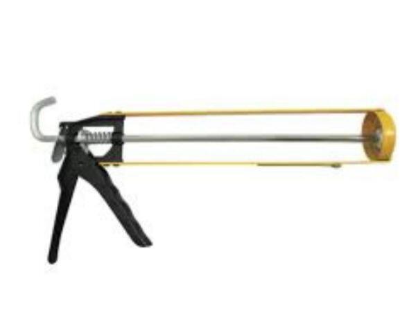 HEAVY DUTY Skeleton Silicone Caulking Gun for Cartridge Caulk Tool Pressing Inject Silicone Sealant Alat Tolak Silikon