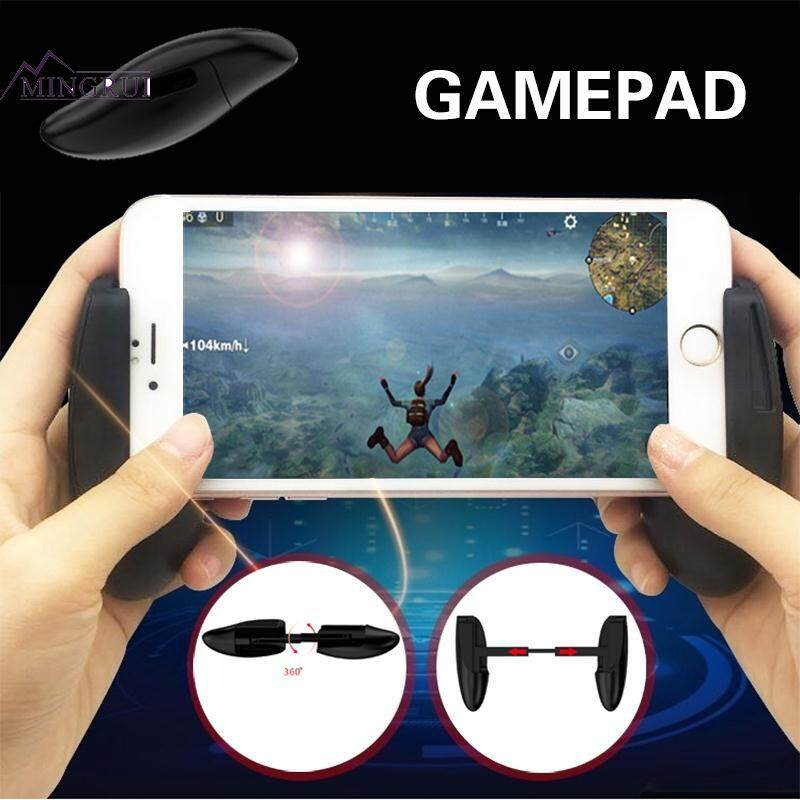 Mingrui Samsung Note 9 Mango Shape Telescopic Extended Game Controller Extended Joystick Grip Extended Handle Portable Flexible Game Handle Game Joystick Video Game By Mingrui.
