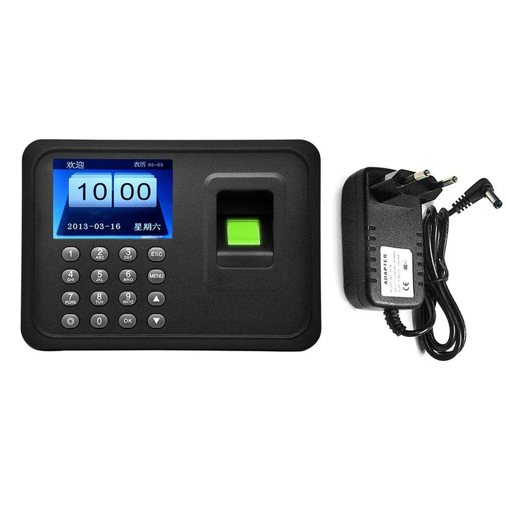 UINN A6 Smart Attendance Machine Recorder Biometric Fingerprint Time Clock Reader