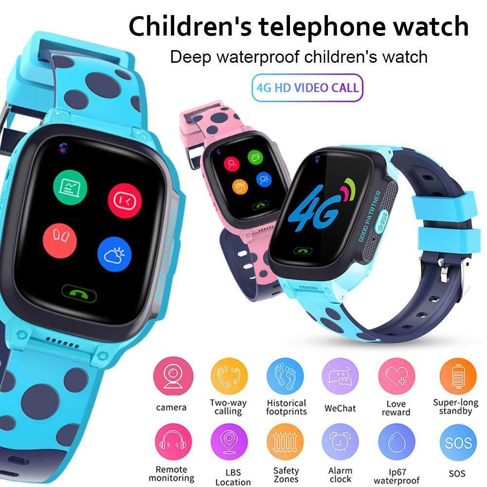 Y95 Trẻ Em Của Đồng Hồ Thông Minh Smart Watch Cuộc Gọi Video HD 4G Full Netcom Với Ai Thanh Toán Wifi Chat Định Vị GPS Đồng Hồ dành Cho Trẻ Em bán chạy