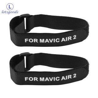 [miễn phí vận chuyển] Giá Đỡ Cánh Quạt Cánh Quạt Cố Định Bảo Vệ Prop Chủ Bộ Ổn Định Gói 2 Cho DJI Mavic Air 2 thumbnail