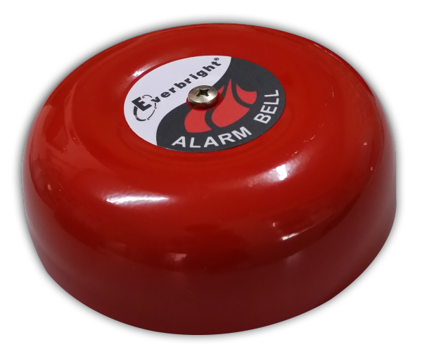 Everbright Red Motorize Alarm Bell