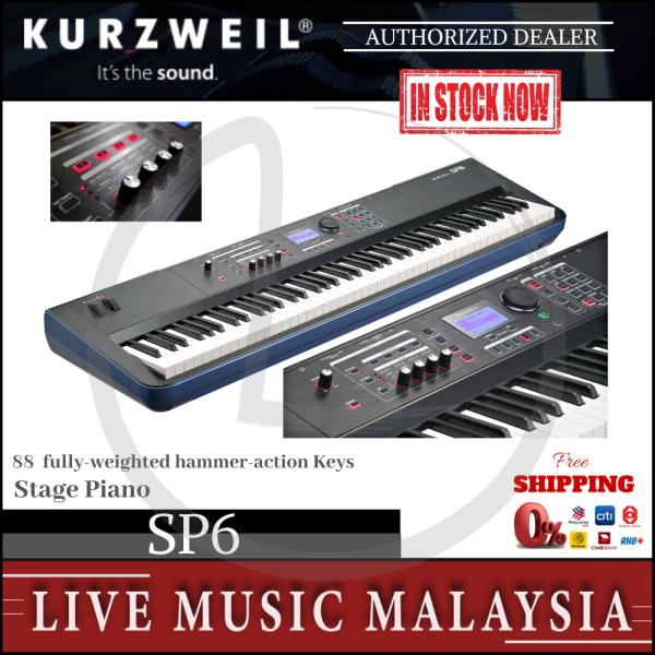 Kurzweil SP6 Stage Piano (SP-6/SP 6) Malaysia