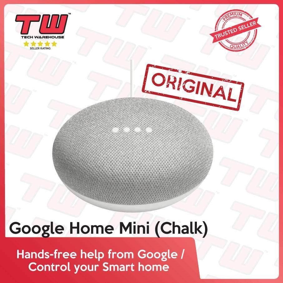 Google Home Mini (ORIGINAL) Smart Speaker & Home Assistant