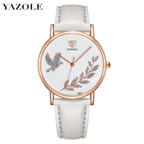 YAZOLE 360 Top Luxury Brand Watch For women Fashion Woman Quartz Watches trend Wristwatch Gift For Female jam tangan wanita Malaysia