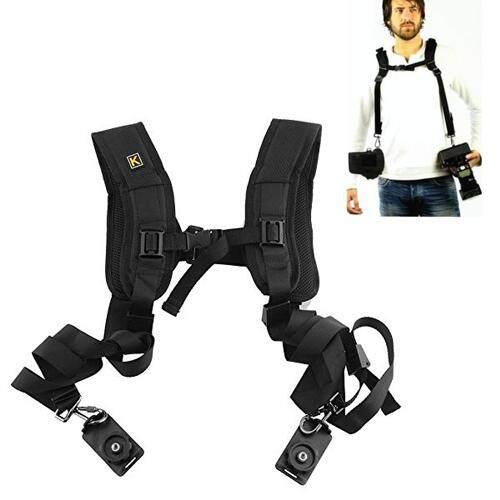 Portable Camera Shoulder Neck Strap Vintage Adjustable Belt for Sony Nikon Canon Pentax SLR Cameras Black. 83.423 ₫ 150.161 ₫. Hình ảnh Dual-vai Camera Dây ...