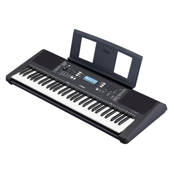 Yamaha PSR-E373 61-Keys Keyboard With Keyboard Stand, Fc5 Pedal (PSRE373/E373) Digital Piano Malaysia