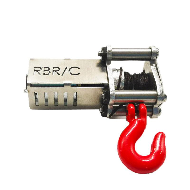 Tời Điện Tự Động Cho 1/16 WPL B14 B24 B26 C14 MN90 MN91 Q60 Q61 Xe Điều Khiển Từ Xa Đồ Chơi Trẻ Em Juguetes Brinmới