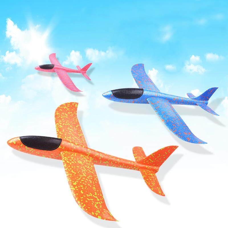 3pcs Diy Hand Throw Flying Glider Planes Toys For Children Foam Aeroplane Model Party Bag Fillers Flying Glider Plane Toys Game By Qi Aluminum Metal Products Co. Ltd.