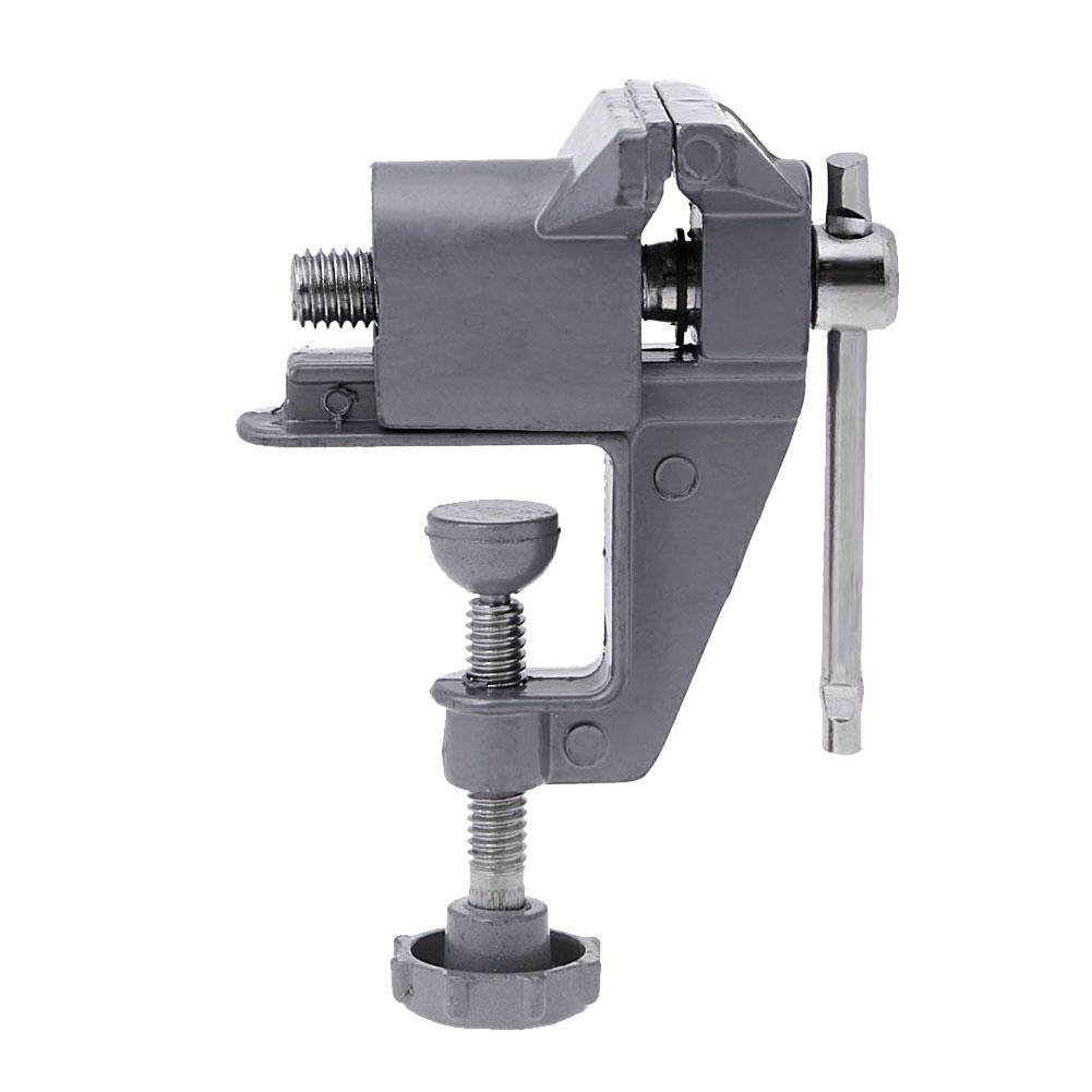 30mm Mini Table Vice Bench Clamp Screw Vise for DIY Craft Electric Drill
