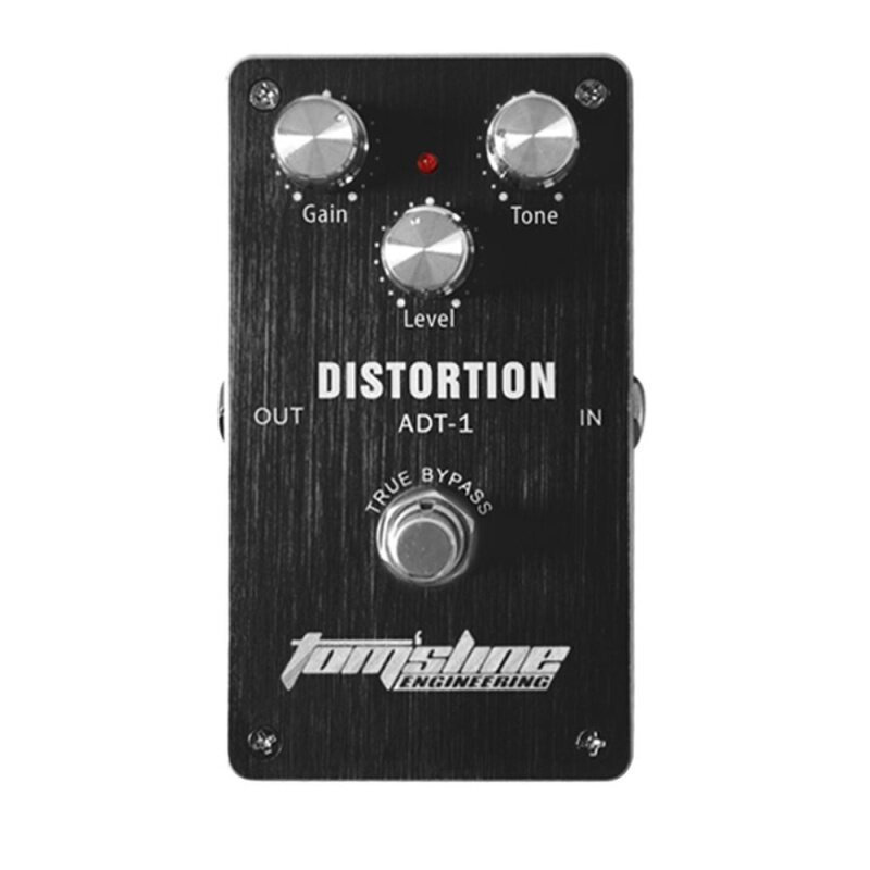 Aroma ADT-1 Distortion Electric Guitar Effect Pedal True Bypass Malaysia