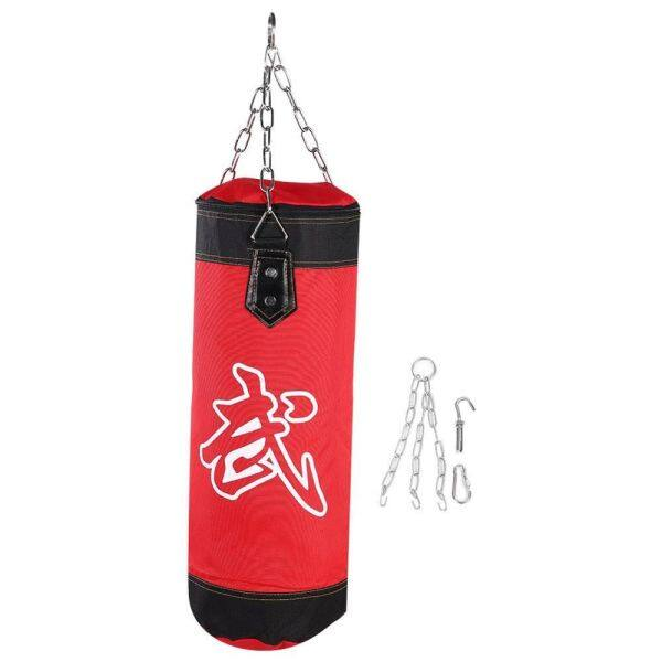 Bảng giá 60 Cm 80 Cm 100 Cm 120 Cm Trống Boxing Cát Treo Túi Đá Cát Huấn Luyện Đấm Bốc Chiến Đấu Với Karate 2020 Thiết Bị Thể Dục Trong Nhà Mới Trang Chủ Đa Chức Năng Huấn Luyện Giảm Cân Nhỏ