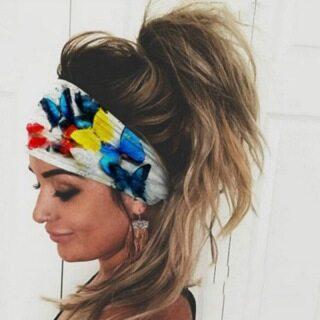 Ngoài Trời Thể Thao Headband Xe Đạp Headband Khăn Rằn In Họa Tiết Chạy Bộ Thể Thao Chống Gió Khăn Rằn Xe Đạp Chống Nắng Ngoài Trời thumbnail
