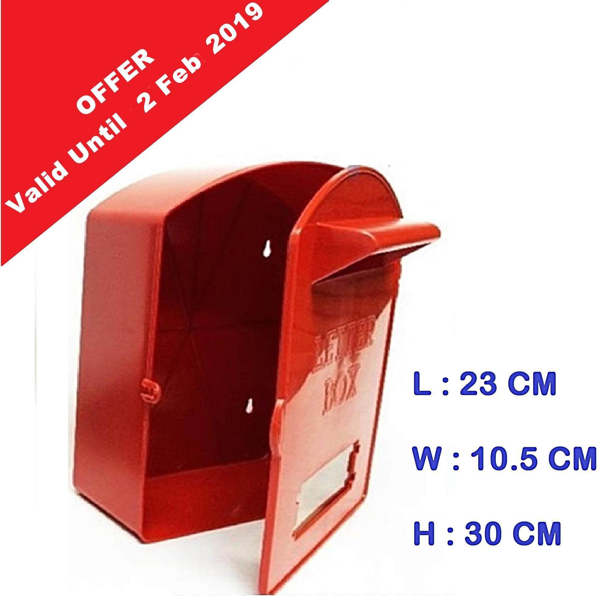 Plastic Mailbox /Letter Box