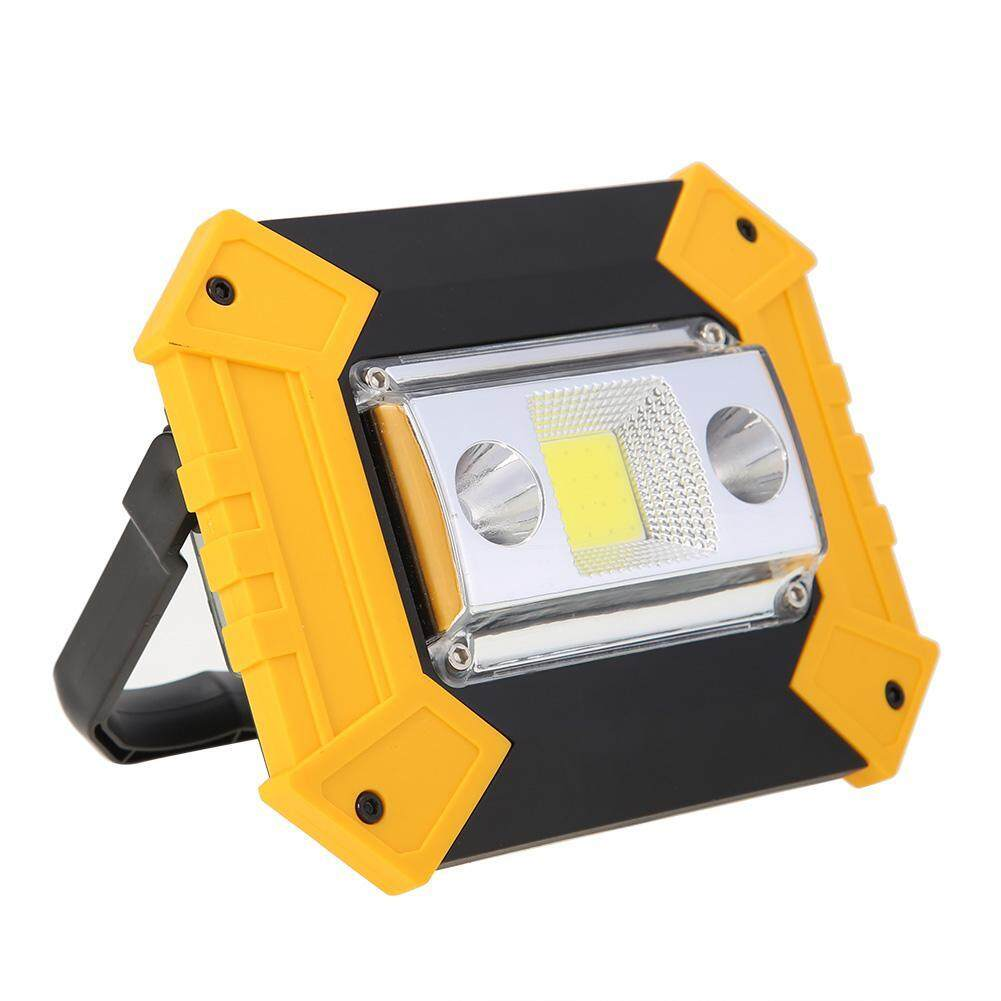 Ll-603 แบบพกพา 20 W R5 + แสงไฟสว่าจ้าแอลอีดี Cob แสงทำงานกลางแจ้ง Spotlight By Innersetting.