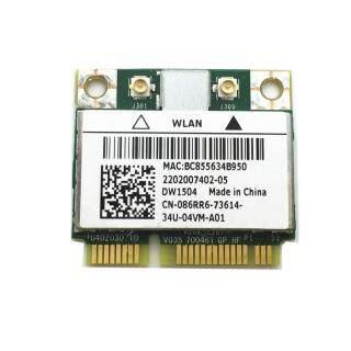 Thẻ PCI-E MINI Nửa Chiều Cao Dành Cho E5530 E6330 E6230 Không Dây 1504 DW1504 BCM94313HMG2L WiFi 802.11 B G N thumbnail
