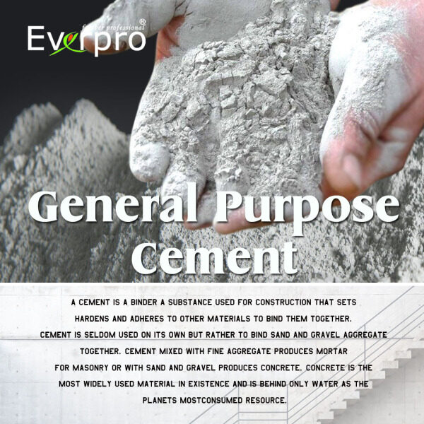 Cement/ White Cement/ Ready Mixed 3 In 1 Fine Sand Plaster Cement