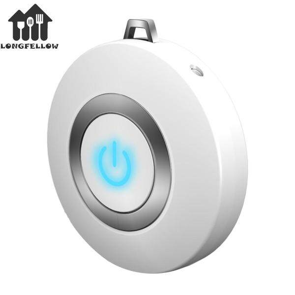 Personal Wearable Air Purifier USB Ionizer Necklace DC5V Mini Portable Air Freshener Singapore