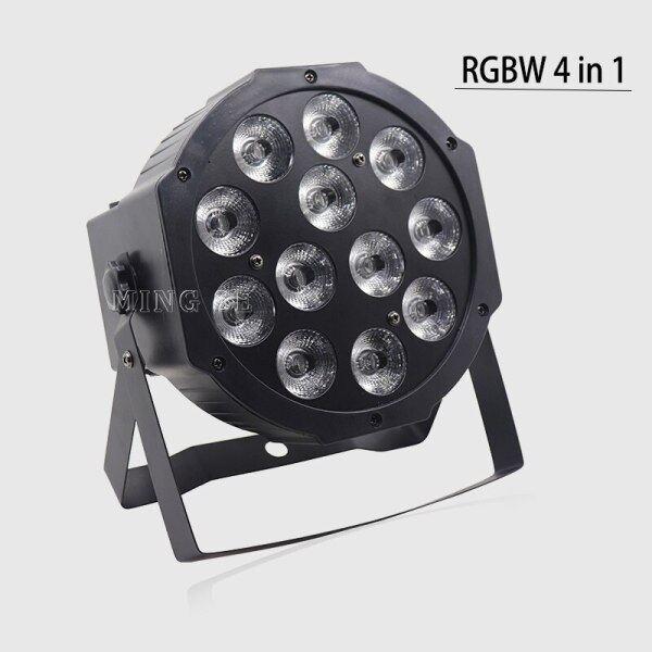 Đèn Par Led 12X12w Rgbw 4 Trong 1 Hoặc Rgbwa 5 Trong 1 Rgbwa Uv 6 Trong 1 Hiệu Ứng Ánh Sáng Đèn Par Đầy Màu Sắc Với Đèn Sân Khấu Điều Khiển Dmx