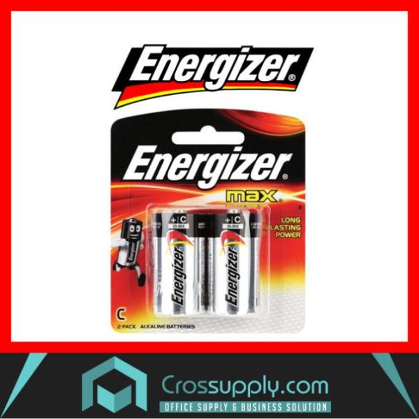 Energizer MAX C Alkaline Batteries