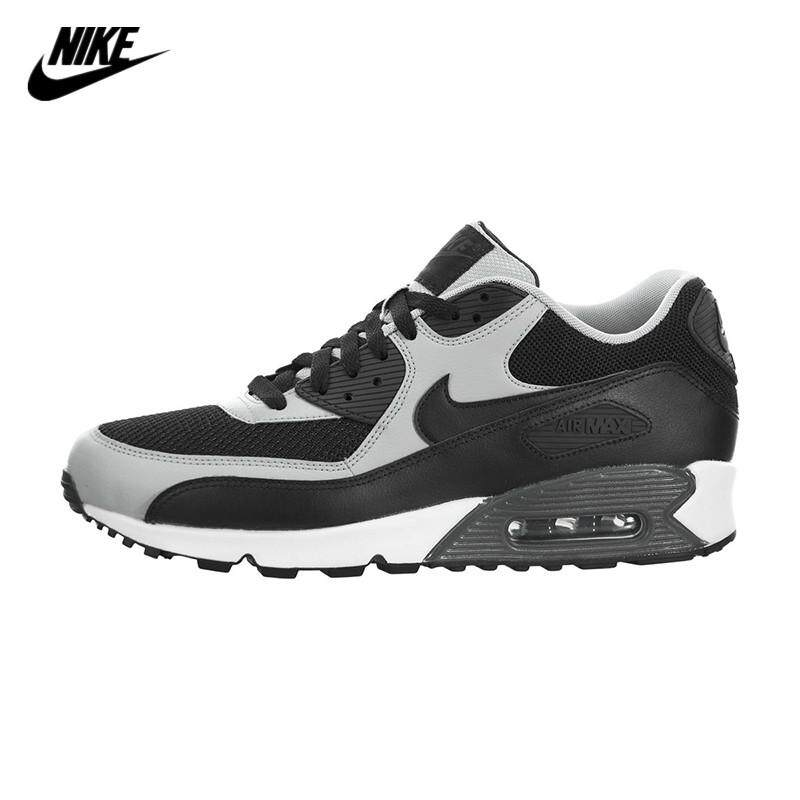 b3353a551a Nike 2019 new men's shoes AIR MAX 90 men's running shoes comfortable  breathable sports shoes 537384