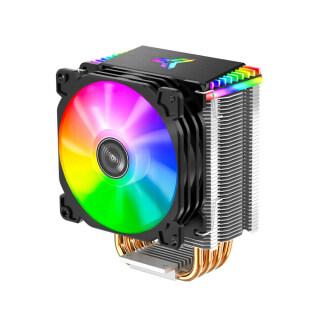 Tháp Máy Tính Tản Nhiệt CPU, Bộ Làm Mát CPU Quạt 4 Chân PWM, Quạt Làm Mát CPU 4 Ống Dẫn Nhiệt 5V ARGB Tower thumbnail