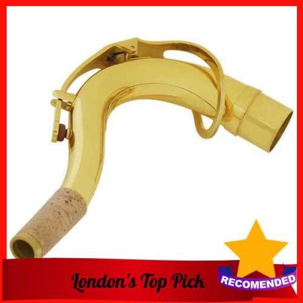 [ London ] Brass Tenor Saxophone Sax Bend Neck 27.8mm Saxophone Accessores Parts Gold (1) Malaysia
