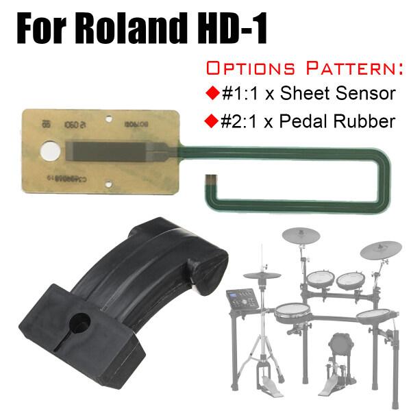 Sheet Sensor Actuator Circuit Membrane Pedal Replacement Part for Roland