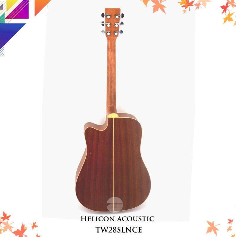 Acoustic Guitar Helicon TW28SLNCE Malaysia